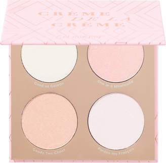 Colourpop Creme de la Creme Highlighter Palette