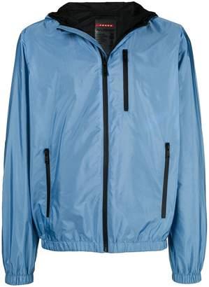 Prada rain jacket