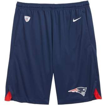 Nike NFL New England Patriots Dry Athletic Shorts