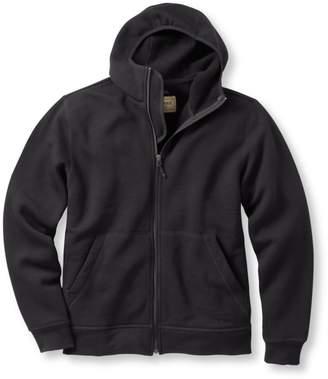 L.L. Bean L.L.Bean Men's Merino Wool Hooded Sweatshirt