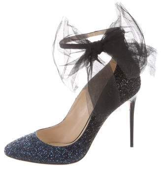 Jimmy Choo Ely Ankle Strap Pumps w/ Tags