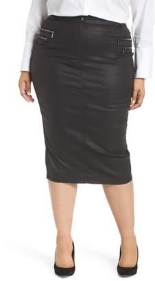 Marina Rinaldi ASHLEY GRAHAM X Capraia Pencil Skirt