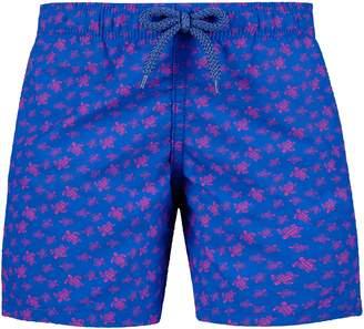 cd75fd1e24633 Vilebrequin Micro Ronde Turtle Print Swim Shorts