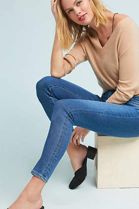AG Jeans The Mila Ultra High-Rise Skinny Jeans
