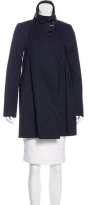 Stella McCartney Long Sleeve Twill Jacket