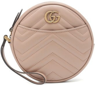 43a9b02a0 Gucci GG Marmont Small leather clutch