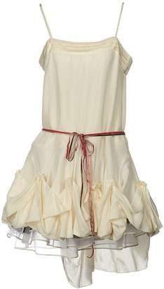 Charles Anastase Short dresses