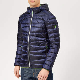 Superdry Men's Clarendon Down Hooded Jacket