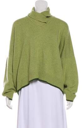 eskandar Long Sleeve Cashmere Sweater