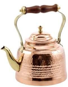 Old Dutch 2-Quart Hammered Tea Kettle