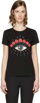 Kenzo Black Chinese New Year Eye T-Shirt $115 thestylecure.com