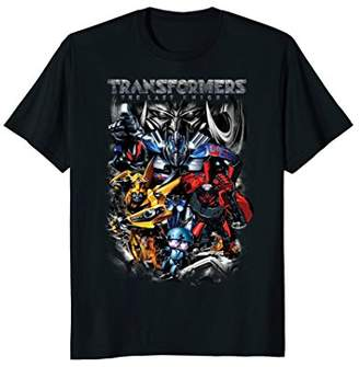 Hasbro Transformers Movie Robot Action Group T-Shirt