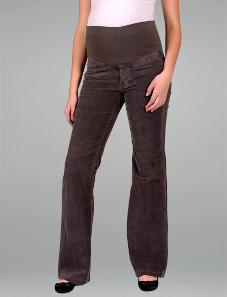 Secret Fit Belly(tm) 7 For All Mankind Jackie Corduroy