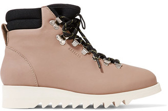 Axel Arigato - Lace-up Leather Boots - Beige