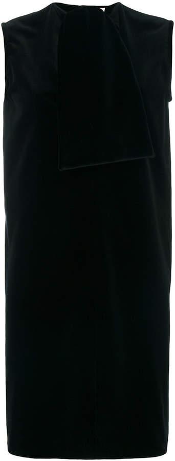 Maison Rabih Kayrouz velvet shift dress
