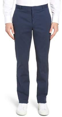 ATM Anthony Thomas Melillo Slim Fit Stretch Twill Pants