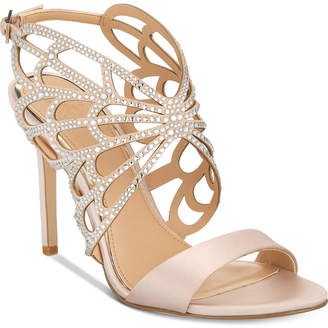 Badgley Mischka Taresa Evening Sandals