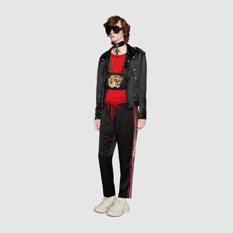 Gucci Acetate jogging pant