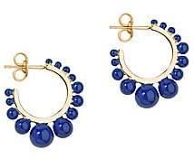 Aurelie Bidermann Women's Small Ana 18K Yellow Gold-Plated Bauble Post Earrings