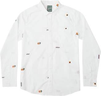 RVCA Lp Mix Long-Sleeve Shirt - Men's