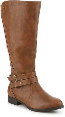 Celebrity Pink Danna Wide Calf Riding Boot - Women's