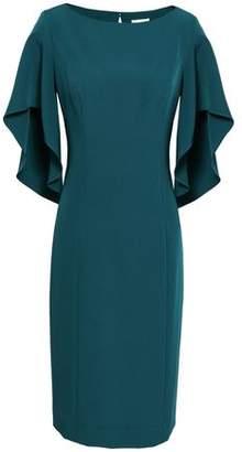 Milly Draped Cady Dress