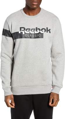 Reebok Classic Logo Crewneck Sweatshirt