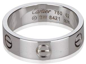 Cartier Vintage Love Ring