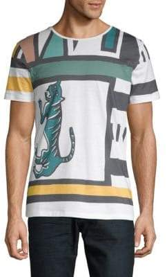Antony Morato Cotton Graphic Tee