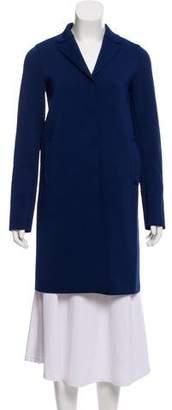 Harris Wharf London Knee-Length Jacket