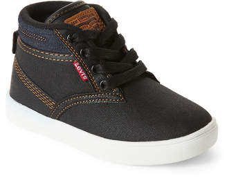 Levi's Toddler/Kids Boys) Sycamore Casual High-Top Sneakers