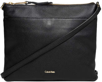 Calvin Klein H7JEU6MJ Lily Zip Top Crossbody