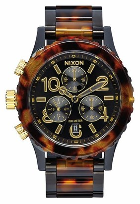 Women's Nixon 'The 38-20' Extra Large Chronograph Bracelet Watch, 38Mm $400 thestylecure.com