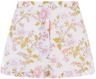 Thierry Colson Floral Pyjama Shorts
