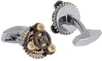 Tateossian Rotondo Gear Cufflinks