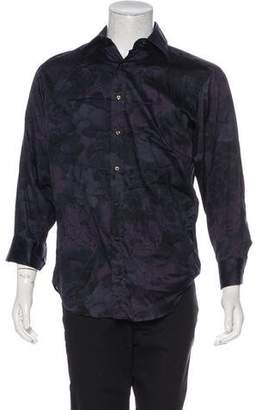 Etro Patterned Dress Shirt