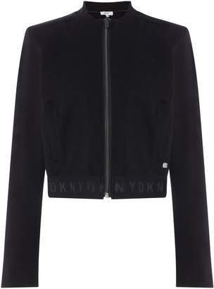 DKNY Girls Cropped Jacket