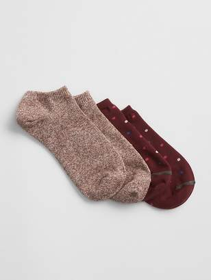 Gap Ankle Socks (2-Pack)