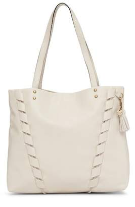 The Sak COLLECTIVE Arriba Stitched Leather Tote