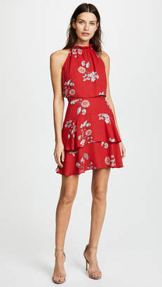 BB Dakota Cadence Floral Dress