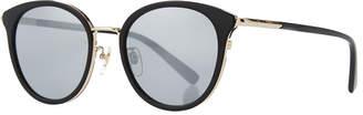 MCM Metal & Acetate Cat-Eye Sunglasses