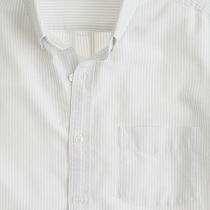 Oxford Vintage shirt in sun-faded stripe
