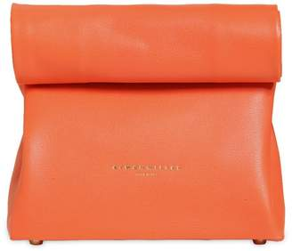 Simon Miller Lunchbag 20 Leather Clutch