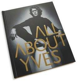 Chronicle Books All About Yves Book