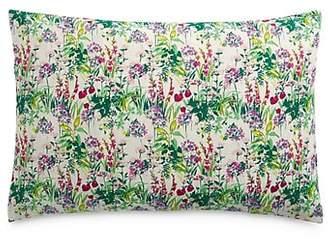 Anne De Solene Floral-Print Pillowcase