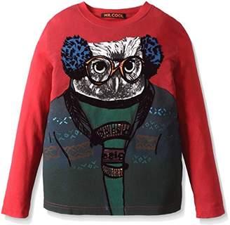 Desigual (デジグアル) - (デシグアル) Desigual 長袖Tシャツ 67T36A8 3092 マルチカラー 3/4(100cm(104cm 3/4才))