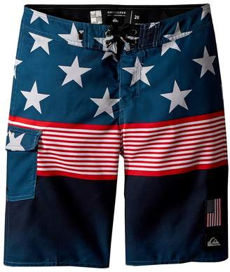 Quiksilver Division Independent Boardshorts Boy's Swimwear