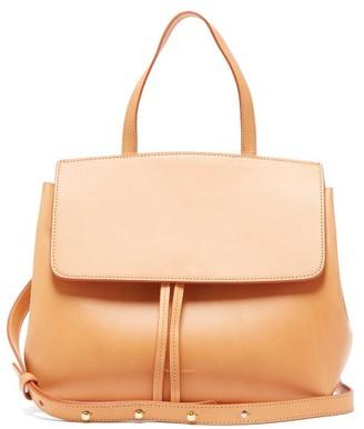 Mansur Gavriel Mini Lady Leather Cross Body Bag - Womens - Brown Multi