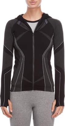 Blanc Noir Black Sculpt Jacket