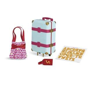 American Girl AMERICAN GIRL - Travel in Style Luggage